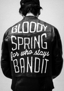 The Cool Couple, Bloody spring for who stays bandit, 2014