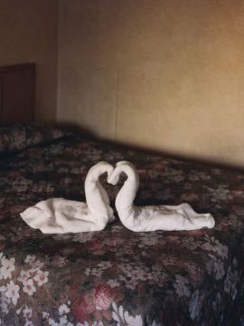Two Towels, Niagara, 2004.