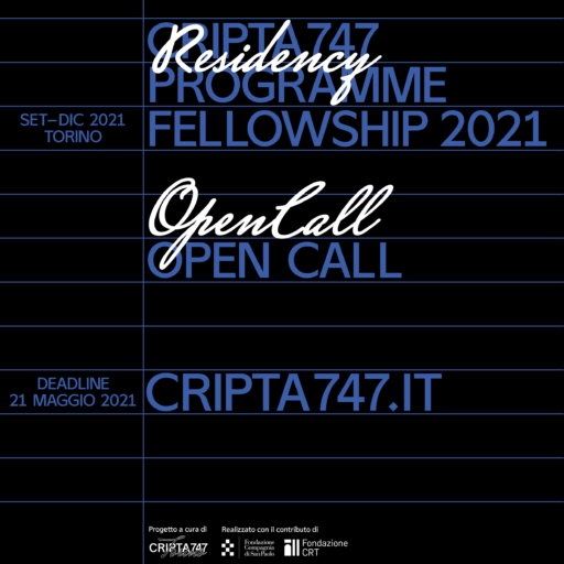 cripta747-residency-programme-fellowship-2021